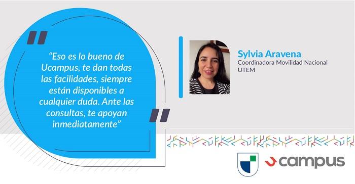 Coordinadora Movilidad Nacional de UTEM habla sobre Ucampus.
